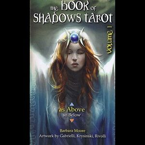 Other - The Book Of Shadows tarot card deck. NWT. Sealed.